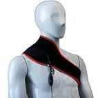 TherMedic Pro-Wrap Lite PW140L - 6 in 1Infrarot-Wärme Wärmegürtel Heizkissen (für Nacken, Schulter, Taille und Rücken)