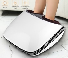 elektrische Fußmassage